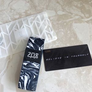 """ZOX Strap Wristband & Card """"believe in yourself"""""""